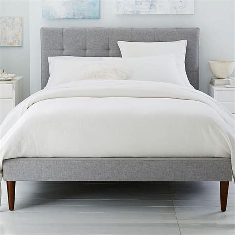 headboard legs 25 best ideas about upholstered beds on pinterest