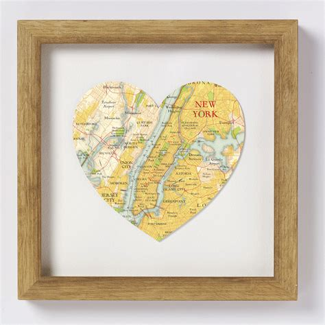 wedding gift ideas new york city diy map for your or anniversary