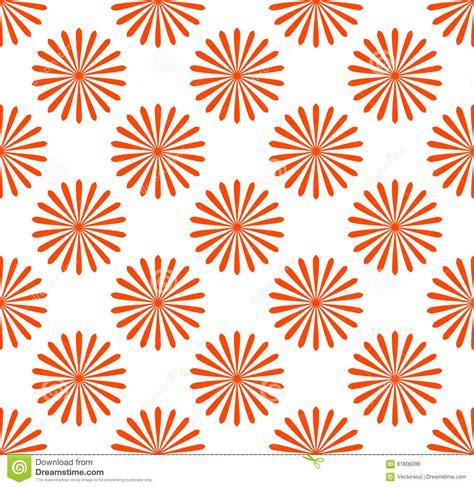 Einfache Motive by Seamless Pattern Wallpaper With Flower Motifs Simple
