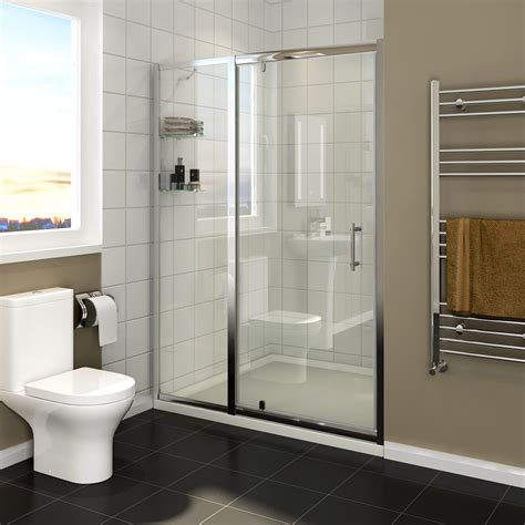 1200 Pivot Shower Door 1200 Pivot Shower Door Lakes Italia Vittoria Frameless Pivot Shower Door 1200 Silver K2 1200
