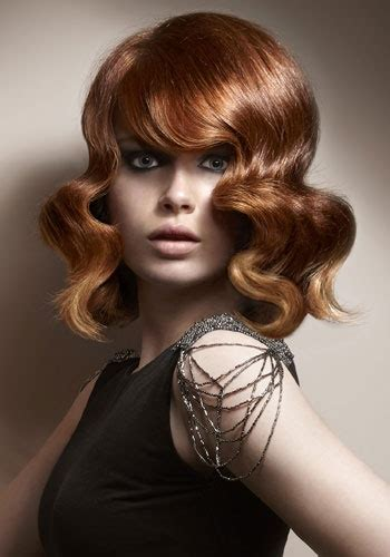 roaring 20s easy hairstyles 205 best images about wavy hairstyles on pinterest wavy