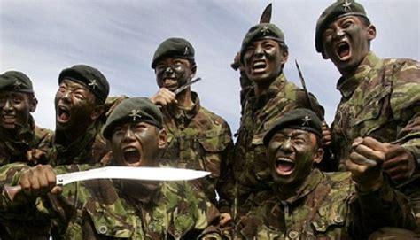 Pisau Kukri Gurkha army gurkha soldiers dipprasad pun killed 30