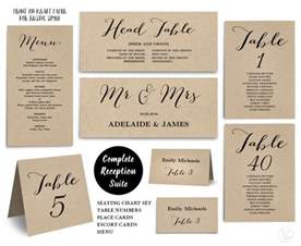 Seating Name Cards Template by Printable Wedding Seating Chart Template Plus Table