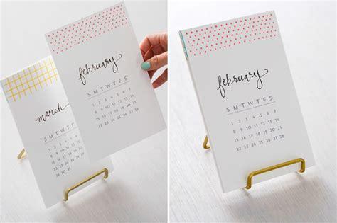 design kalender selbst gestalten kalender selbst gestalten 12 n 252 tzliche bastelideen f 252 r