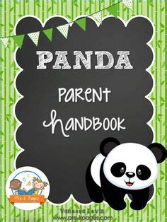 parent handbook template 1000 images about parent communication on
