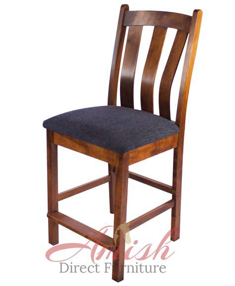 amish bar stools amish direct furniture