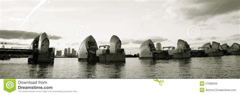 thames barrier animation thames barrier royalty free stock image image 27068556