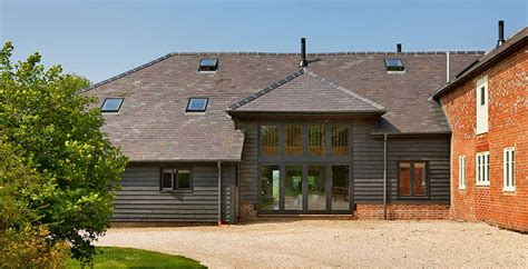 Modern A Frame House Plans by How To Convert A Barn Homebuilding Amp Renovating