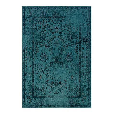 teal gray rug revival teal area rug