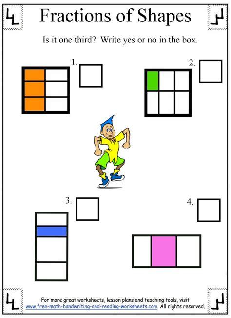 reading fractions worksheet 28 identifying fractions worksheets identifying fractional parts worksheets identifying