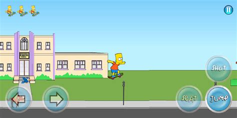 the simpsons apk bart 2 v1 0 apk