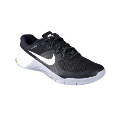 Daftar Sepatu Fitnes jual nike metcon 2 sepatu fitness black 819899 001 harga kualitas terjamin blibli