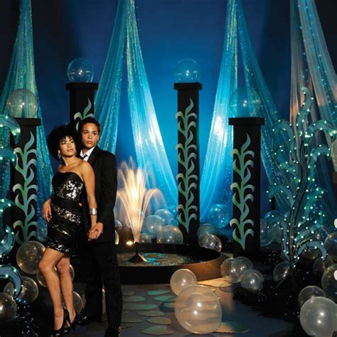 Prom Theme Decorations by The Jag Times Prom Themes Ideas