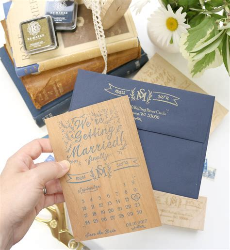 Wedding Stamps ? Inspiration for Your DIY Wedding