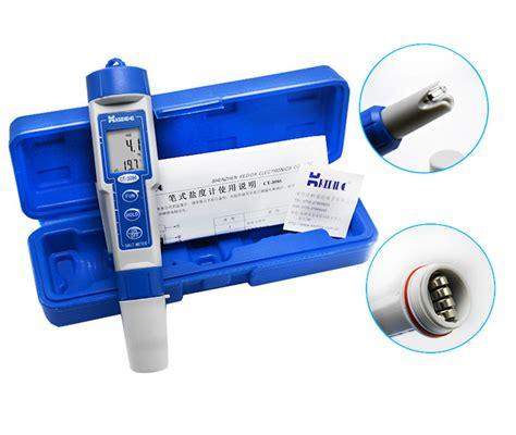 Digital Salt Meter Kedida Ct 3088 Tester Cepat Salinity buy wholesale salinometer from china salinometer wholesalers aliexpress