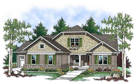 craftsman ranch house plan 890046ah architectural designs adorable craftsman ranch 89654ah architectural designs