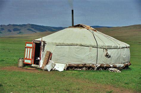 hutte mongole image de yourte 8