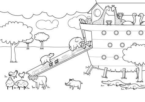 actividades para ninos del arca de noe actividades para ninos del arca de noe