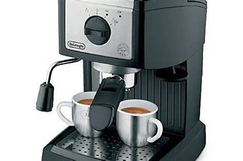 De?Longhi EC155 15 Bar Pump Espresso & Cappuccino Maker Review