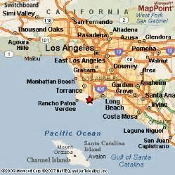 map of san pedro california san pedro los angeles nbhd california