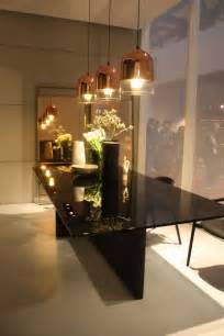 dinner table lighting a trip into the world of stylish dining tables