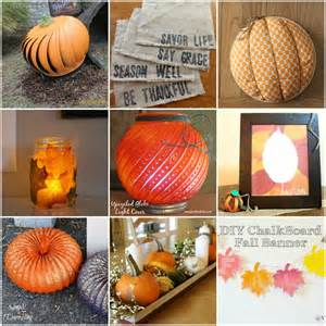 Fall Home Decor Diy 12 days of fall diy home decor projects