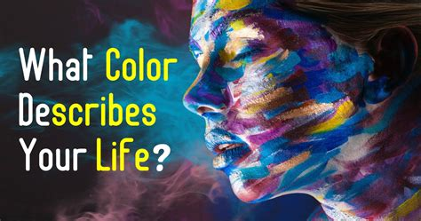 color live what color describes your playbuzz