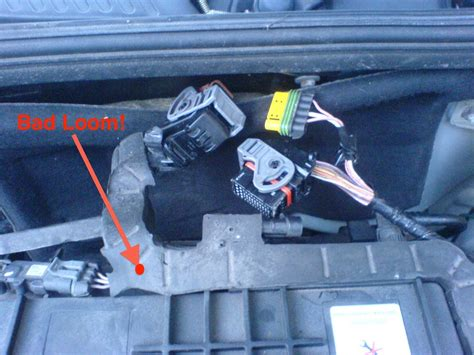 renault clio wiring loom problems