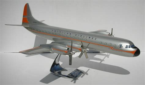 raise up american airlines lockheed l 188 electra metal