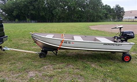 zodiac boat with wheels goalposts seamax easy load boat launching dolly 12quot