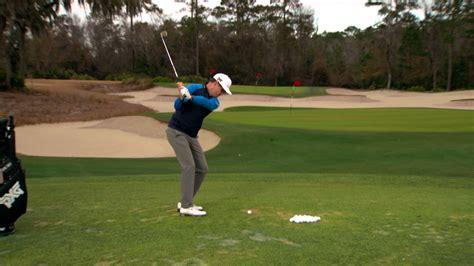zach johnson wedge swing gca jim furyk putting ball alignment golf channel