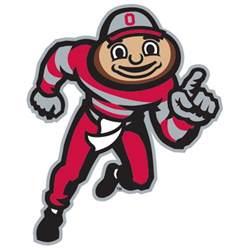 logo ohio state university buckeyes brutus buckeye fanapeel