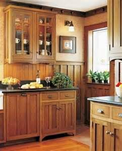 Mission Style Kitchen Cabinets mission kitchens nifty homestead