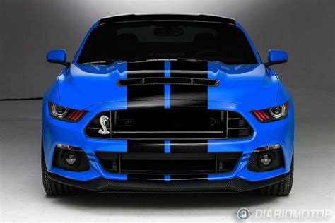 2015 ford mustang gt shelby ford shelby mustang gt500 2015 ganha primeira proje 231 227 o