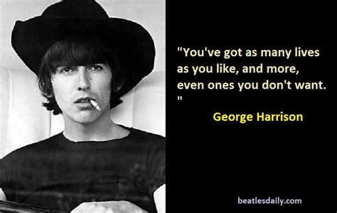 George Harrison Quotes 10 significant george harrison quotes with george harrison