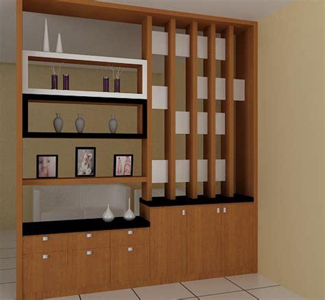 Lemari Kayu Ruang Tamu lemari hias ruang tamu minimalis desain rumah minimalis