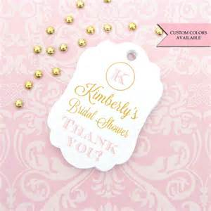 bridal shower tags 30 personalized bridal by dazzlingdaisiesco