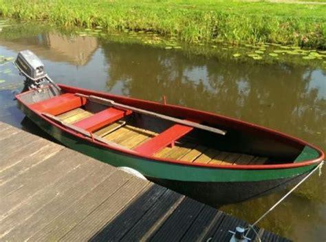 roeiboot met motor roeiboten watersport advertenties in noord holland