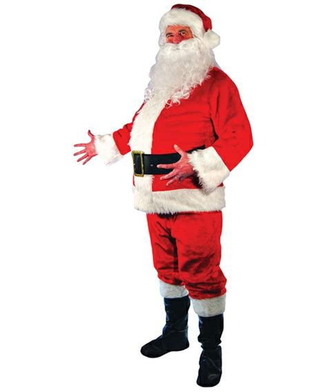 santa suit christmas costume adult santa costumes