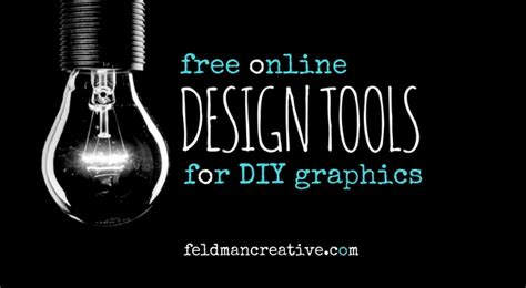 Free Design Tools Online | free online design tools for diy graphic design
