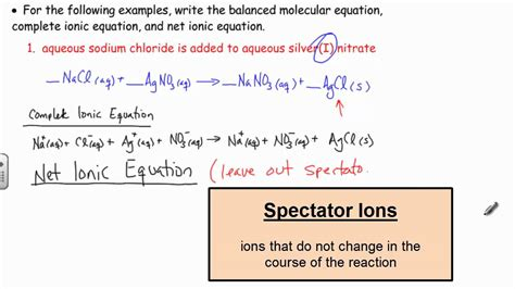 tutorial on net ionic equations writing net ionic equations research paper writing service