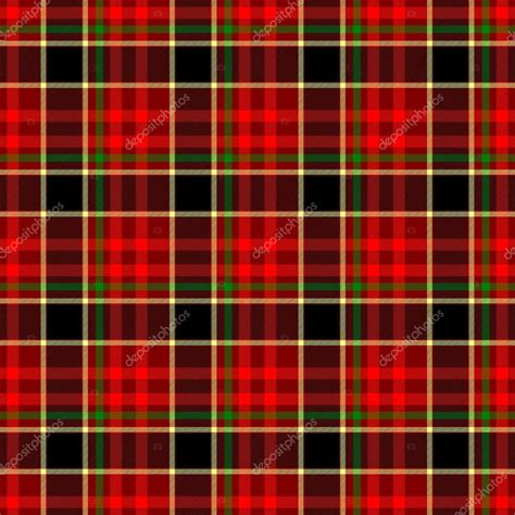 Check Background Texture Yellow Green Check Tartan Scot Plaid Fabric Material Seamless Pattern