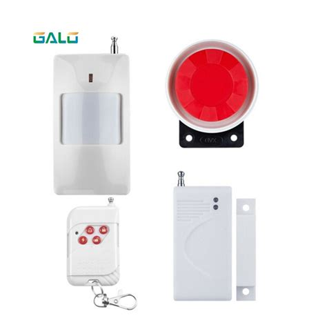 Bedroom Security System by Aliexpress Buy Home Bedroom Security Alarm System