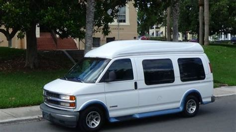 lakeland chevrolet express passenger sell used 1999 chevrolet express 1500 conversion in
