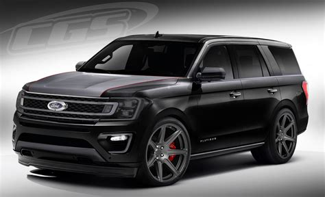 Expedition Limited 2018 ford expedition limited max by cgs performance