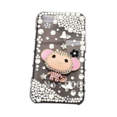 Handmade Cell Phone Cases Bling - free shipping handmade bling rhinestone pink