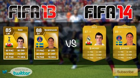 ibrahimovic tattoo fifa 14 fifa 14 ultimate team official player stats comparison