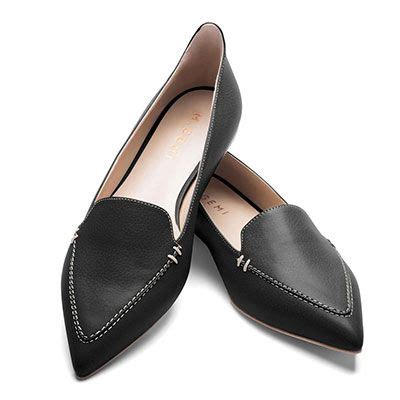 flat black pointy shoes best 25 pointy toe flats ideas on pointed toe