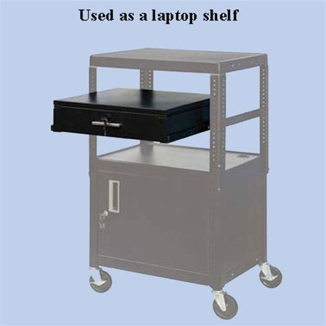 cart with locking cabinet vti adjustable height tv cart with locking cabinet and
