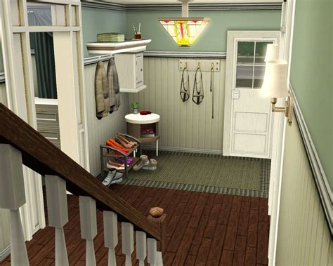 Sims 4 Foyer mod the sims wcif pair of decorative shoes may be store